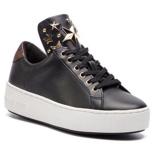 d65a568ba2678 Sneakersy MICHAEL MICHAEL KORS - Mindy Lace Up 43R9MNFS7L Blk/Brown, w 7  rozmiarach