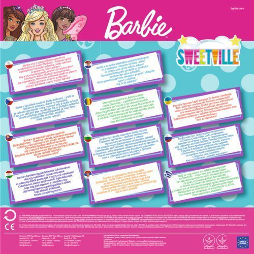 Trefl Barbie sweetville