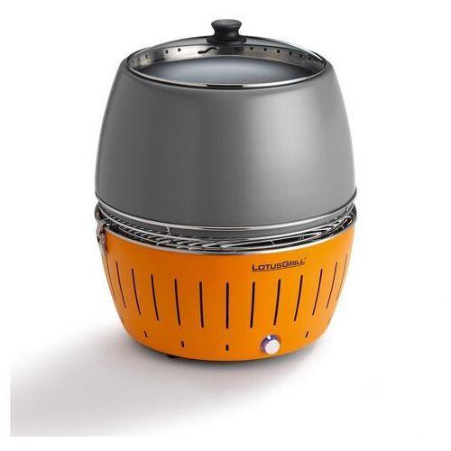 Lotusgrill – grill xl, pomarańczowy