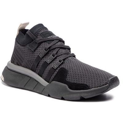 low priced 385c2 cf516 Buty - eqt support mid adv db3561 cblackcarboncbrown marki Adidas  eobuwie.pl