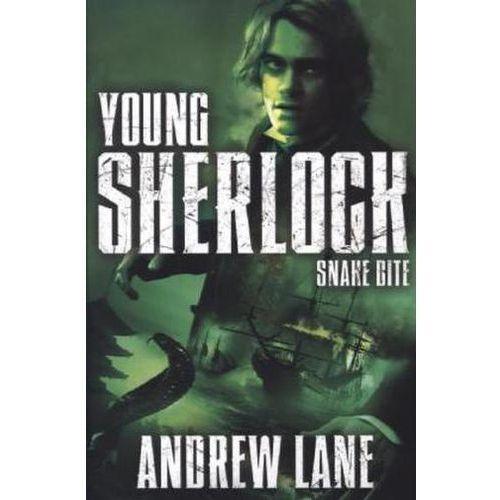 Young Sherlock Holmes 5: Snake Bite - Wysyłka od 5,99 - kupuj w sprawdzonych księgarniach !!!, oprawa miękka