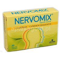 NERVOMIX 20 kapsułek (5909990736331)