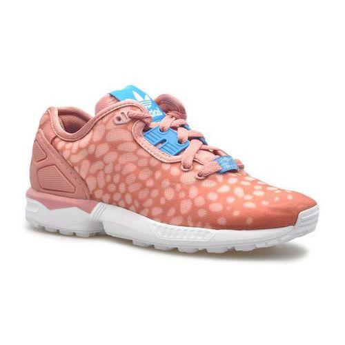Adidas Buty zx flux decon w różowe