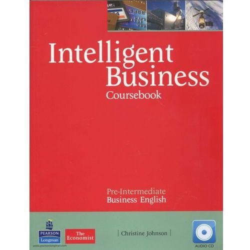 Intelligent Business Pre-Intermediate Coursebook (podręcznik) + Style Guide (2006)