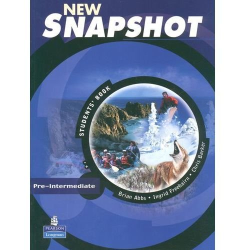 New Snapshot: Pre-Intermediate Level (136 str.)