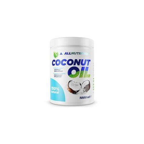 ALLNUTRITION Olej Kokosowy Nierafinowany 1000ml (5902135841938)
