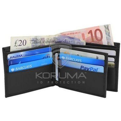 Portfele i portmonetki KORUMA® Koruma Id Protection