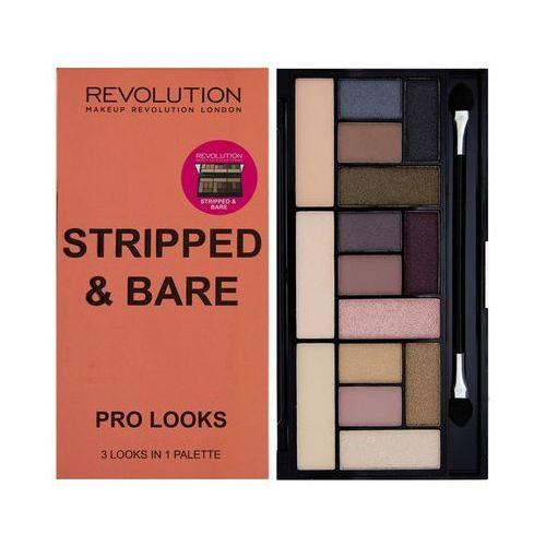 Makeup Revolution London Pro Looks Palette Stripped & Bare cienie do oczu 13 g dla kobiet