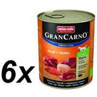 Animonda GranCarno Adult Rind Huhn Wołowina + Kurczak 800g, B4-82741