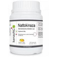 Kapsułki Nattokinaza NSK-SD 100mg 300 kaps.