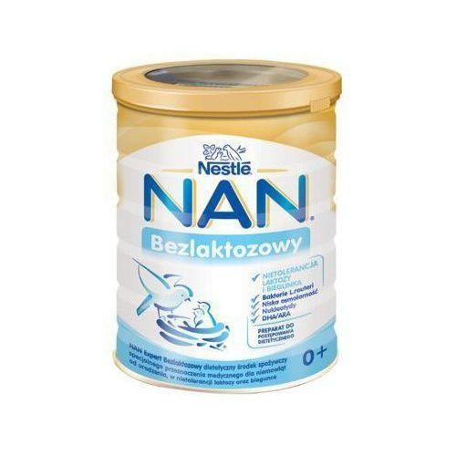 Nan Nestle expert 400g preparat z l.reuteri do postępowania dietetycznego dla niemowląt