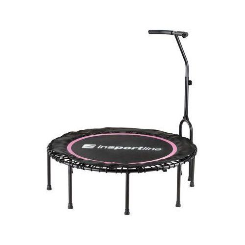 cordy jumping fitness - 14401-2 - trampolina fitness z uchwytem - różowy marki Insportline