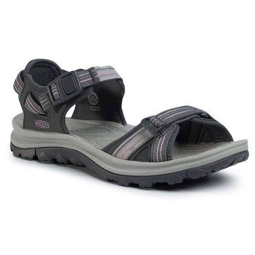Sandały KEEN - Terradora II Open Toe Sandal 1022448 Dark Grey/Dawn Pink, 1 rozmiar