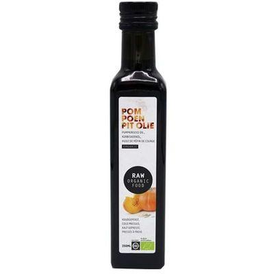 Oleje, oliwy i octy RAW ORGANIC FOOD biogo.pl - tylko natura