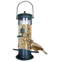 Karmnik dla ptaków zimowych na ziarno lub pokarm sypki marki Certech