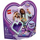 41355 PUDEŁKO W KSZTAŁCIE SERCA EMMY (Emma's Heart Box) KLOCKI LEGO FRIENDS rabat 32%