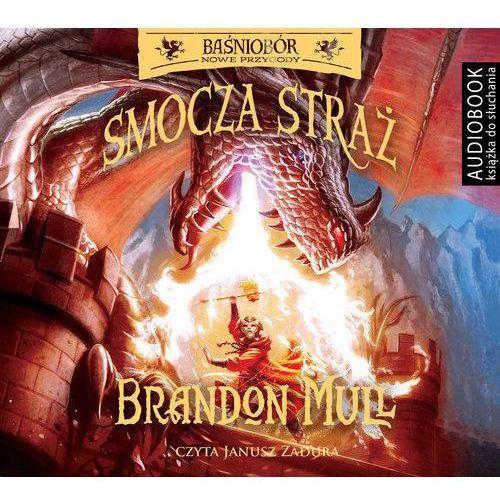Smocza straż (audiobook CD) - Brandon Mull OD 24,99zł DARMOWA DOSTAWA KIOSK RUCHU (2017)