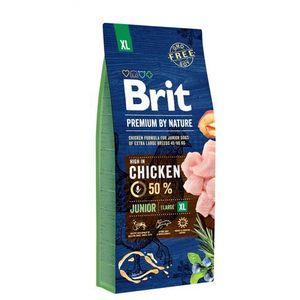 premium by nature junior xl 15kg- promocja black friday codziennie! o 15:00 jeden produkt w wariackiej cenie marki Brit