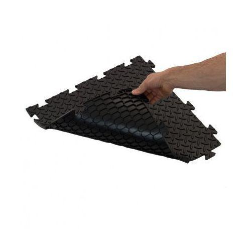 Płytki PVC - wzorek na powierzchni