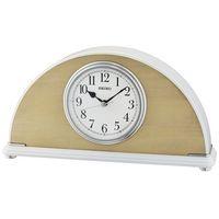 Zegar kominkowy qxe058b drewniany marki Seiko