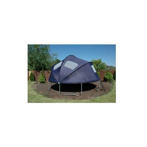 427 cm 14ft trampolina ogrodowa z namiotem i drabink euro opinie ceny wyprzeda e. Black Bedroom Furniture Sets. Home Design Ideas