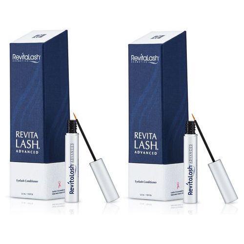 Revitalash zestaw   eyelash conditioner advanced 3,5 ml x2! (9753197531267)