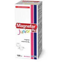 MAGNEFAR B6 Junior płyn 120ml