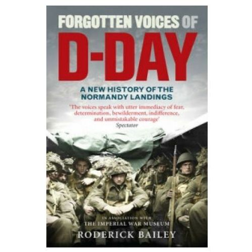 Forgotten Voices of D-Day, oprawa miękka