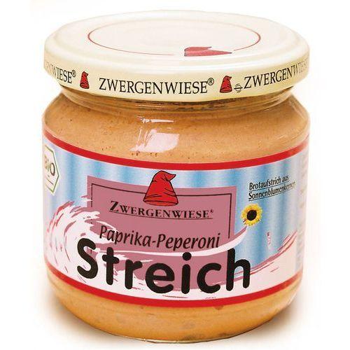 Zwergenwiese: pasta słonecznikowa z papryką pepperoni BIO - 180 g