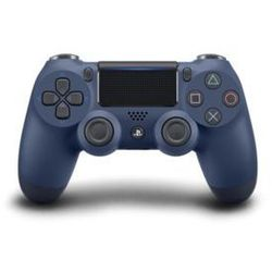 playstation 4 dualshock v2 - midnight blue - gamepad - sony playstation 4 marki Sony