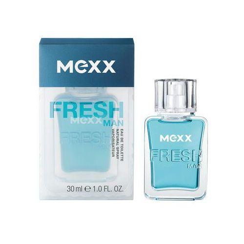 Mexx Fresh Men 30ml EdT - Najlepsza oferta