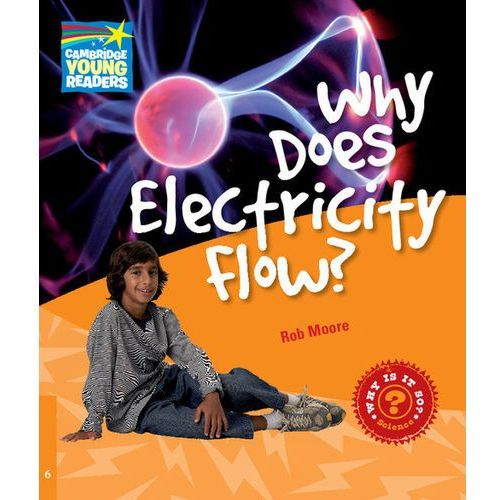 CYRF Why Does Electricity Flow? (lp) (16 str.)