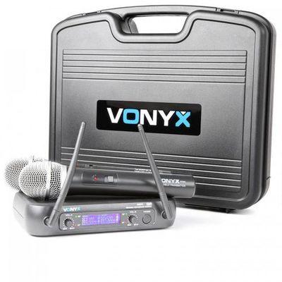 Mikrofony Vonyx MegaScena.pl