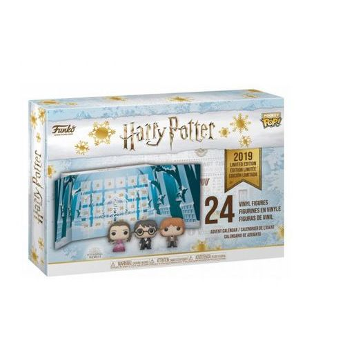 Brelok kalendarz adwentowy 2 - pop! vinyl: harry potter harry potter (24 figurki) marki Funko