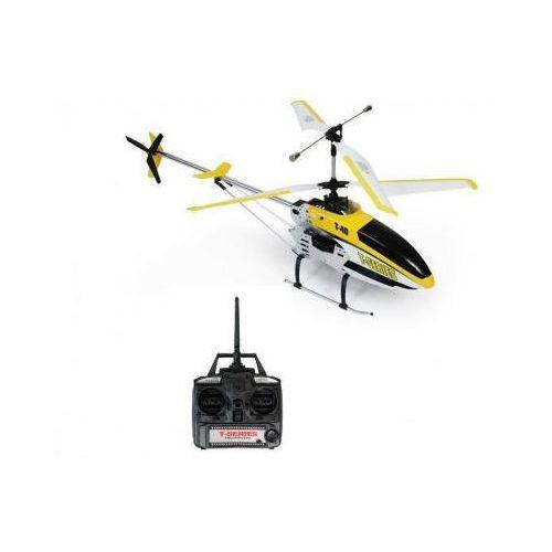 Ogromny (dł. 81cm!) zdalnie sterowany helikopter z kamerą + zapis + pliot do 100m. marki Mjx
