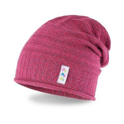 Wiosenna czapka dziewczęca PaMaMi - Czerwony - Czerwony, kolor czerwony
