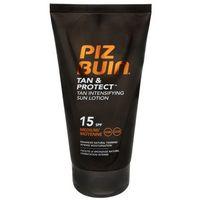 PIZ BUIN Tan & Protect Tan Intensifying Sun Lotion SPF15 preparat do opalania ciała 150 ml unisex
