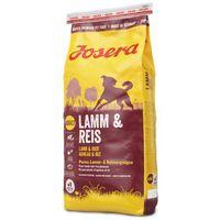 Josera , jagnięcina i ryż - 2 x 15 kg  dostawa gratis + promocje  -5% rabat dla nowych klientów