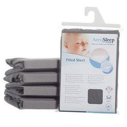 Aerosleep Prze�cierad�o 70x140 (dark grey)