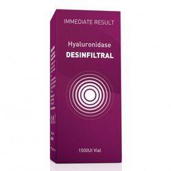 Pozostałe leki chorób dermatologicznych  Desinfiltral Biodermatic