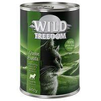 Wild Freedom Adult, 6 x 400 g - Golden Valley - Królik i kurczak