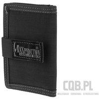 Portfel Maxpedition 0217B Urban Wallet Black