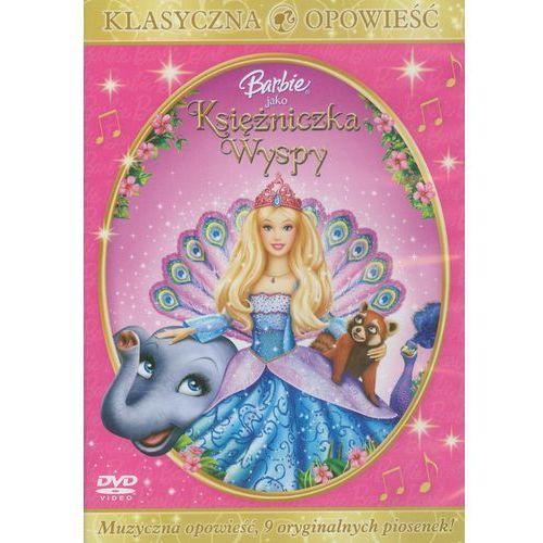Film TIM FILM STUDIO Barbie jako Księżniczka Wyspy Barbie as The Island Princess