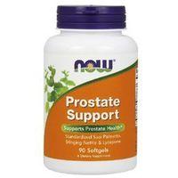 NOW Foods Prostate Support- Zioła i substancje odżywcze, 90 tabl