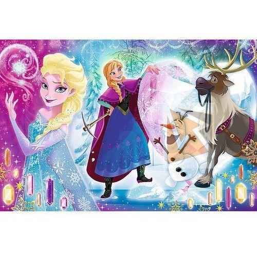 Puzzle Frozen/Ledové Království Překvapení pro Elsu 33x22cm 60 dílků v krabici 21x14x4cm, 5900511173147