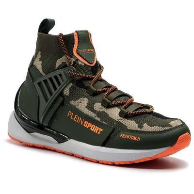 26881ff77256a Plein sport Sneakersy - runner original s19s msc1863 ste003n camouflage 50  eobuwie.pl