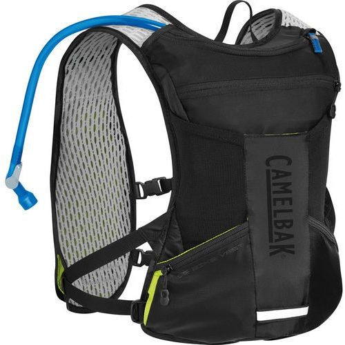 chase bike hydration vest 1,5l, black 2019 plecaki rowerowe marki Camelbak