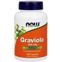 Now Foods Graviola 500mg 100 kaps.