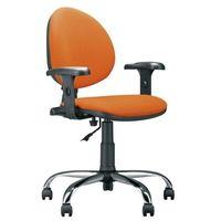 Nowy styl Krzesło smart r3d steel01 chrome