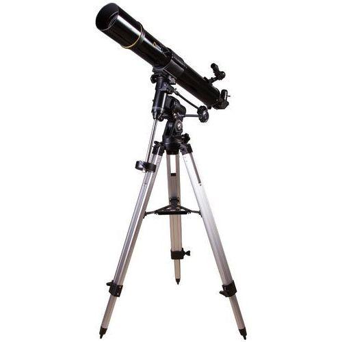Teleskop BRESSER National Geographic 90/900 EQ3 + DARMOWY TRANSPORT! (0611901513409)